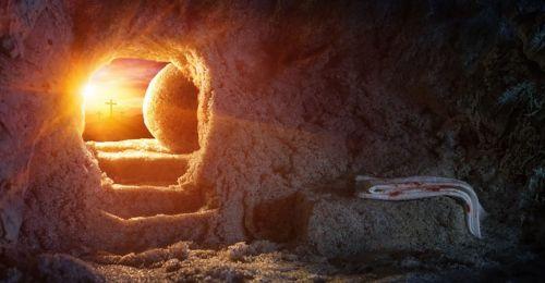 Zmartwychwstanie: A pusty grób...
