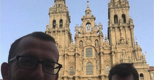Santiago de Compostela Dziennik pielgrzyma: Doświadczenie fizyczne, kulturowe i duchowe