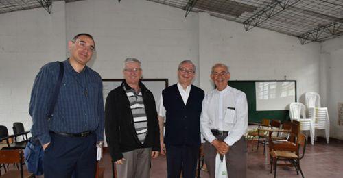 """5-lecie Charyzmatu ,,Rogate""""  w Kolumbii"""