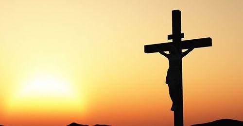 Krzyż na Golgocie
