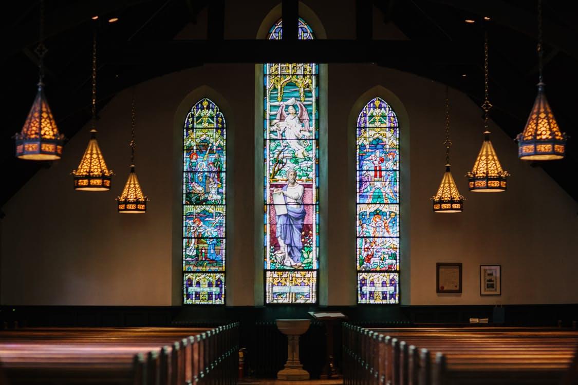 Nice church theme